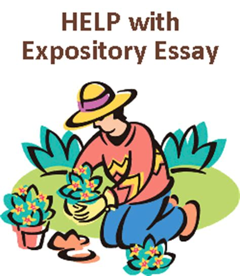 Simple expository essay example
